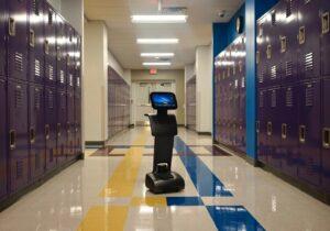 Rotas Comunicação - TECNOLOGIA – Chega no Brasil o primeiro robô de telepresença que interage com humanos
