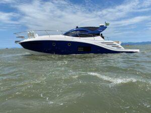 Rotas Comunicação - LANÇAMENTOS – Armatti 420 Sport Coupé é apresentada em Santa Catarina