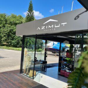Rotas Comunicação - NÁUTICA – Azimut Yachts amplia atuação em SC e abre espaço em Joinville