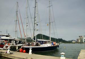 Rotas Comunicação - NÁUTICA – Brasil ganha curso inédito com certificação náutica da Polônia