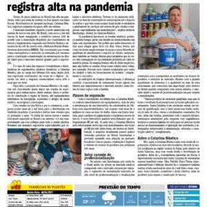 Rotas Comunicação - Jornal Hora de Itapema