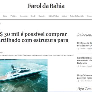 Rotas Comunicação - Farol da Bahia