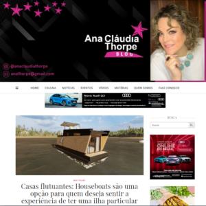 Rotas Comunicação - Coluna Ana Claudia Thorpe