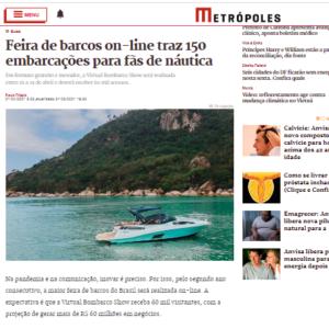 Rotas Comunicação - Jornal Metrópoles