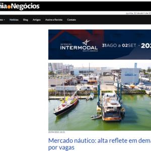 Rotas Comunicação - Revista Portuária – Economia & Negócios