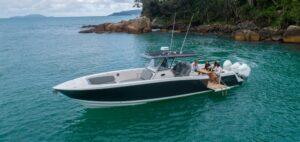 Rotas Comunicação - ECONOMIA – Fishing Raptor exporta lancha para Austrália e vê mercado interno aquecido