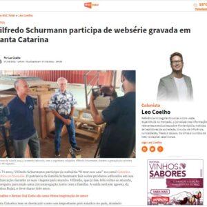 Rotas Comunicação - NSC Total – afiliada Globo