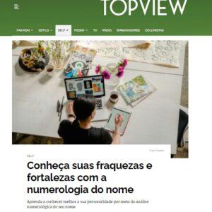 Rotas Comunicação - TOPVIEW