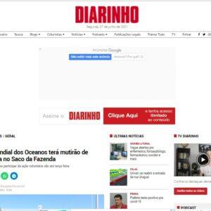 Rotas Comunicação - DIARINHO