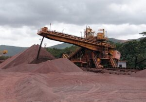 Rotas Comunicação - COMÉRCIO EXTERIOR – Empresa de comércio exterior registra melhor trimestre de exportação de minério dos últimos 3 anos