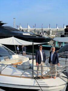 Rotas Comunicação - NÁUTICA – Iate de luxo fabricado no Brasil é exposto no Cannes Yachting Festival 2021, na França