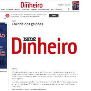 Rotas Comunicação - ISTOÉ DINHEIRO